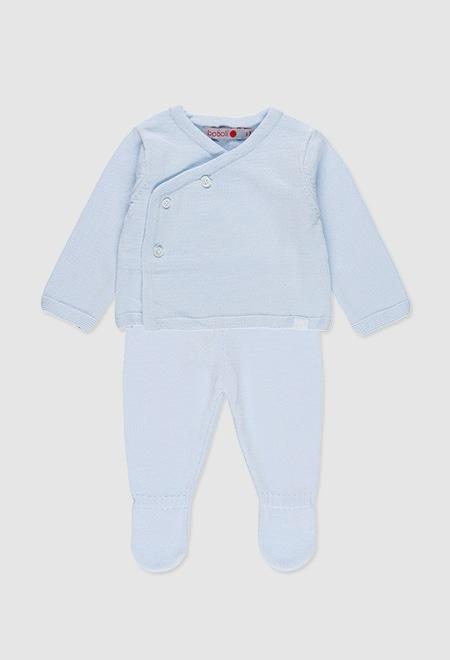 Pack tricot para o bebé menino_1