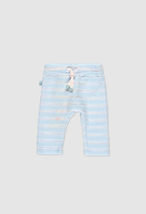 Knit trousers for baby_1