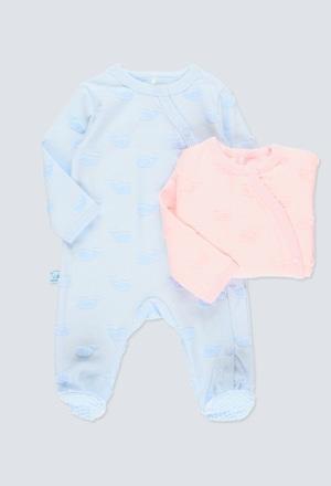 Babygrow malha do bébé_1