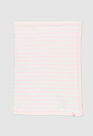 Knitwear blanket for baby_1