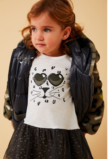 Reversible parka for baby_1
