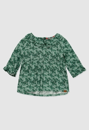Viscose blouse for girl_1
