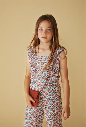 Batiste jumpsuit for girl_1