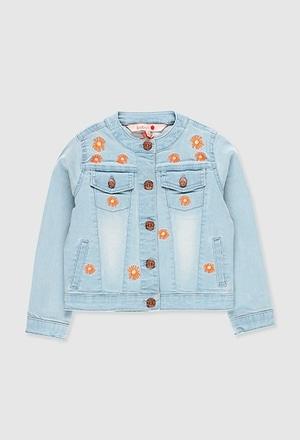 Denim jacket for girl_1