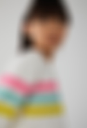 Pullover tricot para menina