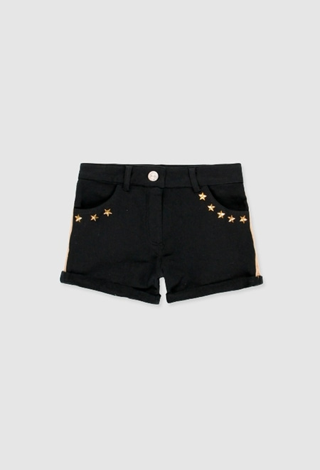 Short felpa para menina_1