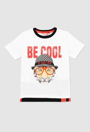Knit t-Shirt for boy_1