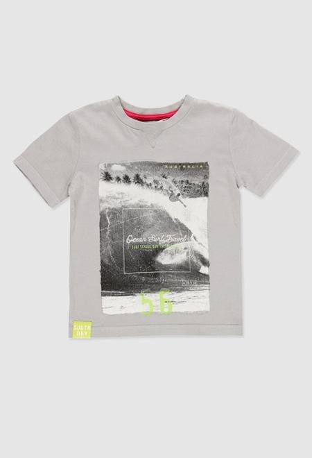 Camiseta malha para menino_1