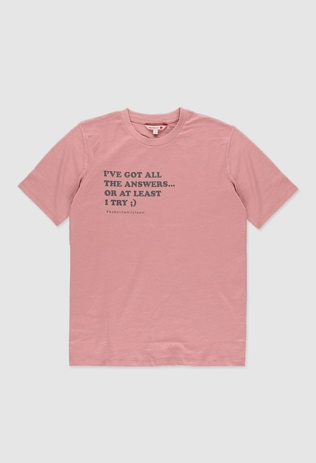Knit t-Shirt flame_1