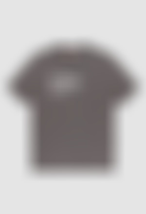 Knit t-Shirt flame