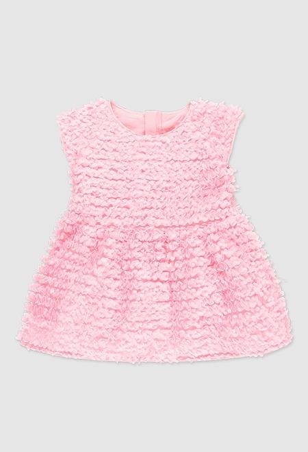 Vestido tule para o bebé menina_1