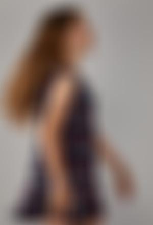 Chiffon dress for girl