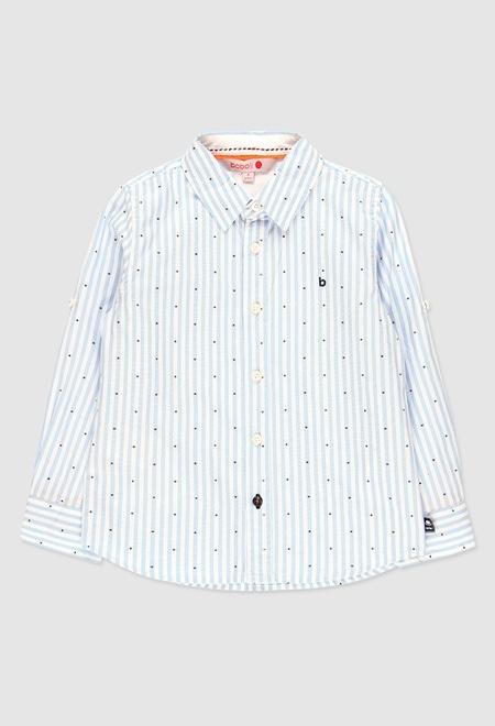 Camisa manga comprida para menino_1