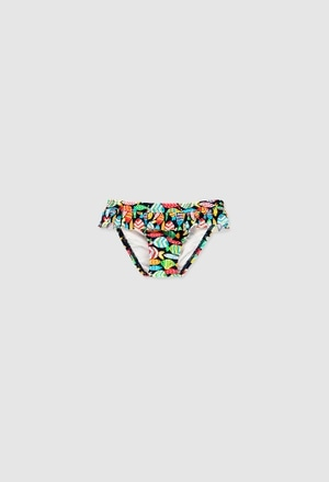 Knickers polyamide for baby girl_1