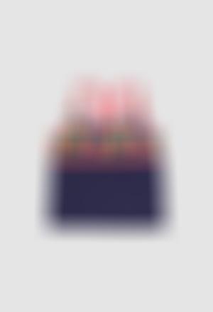 Camiseta malha elástica para menina