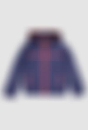 Blusão tecido técnico para menina
