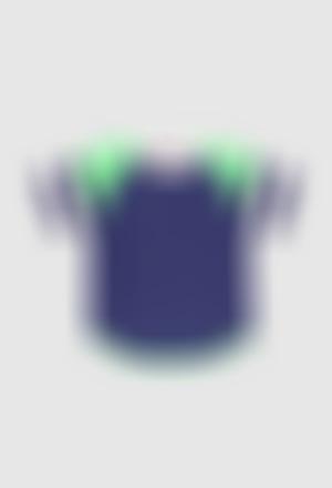 Camiseta malha para menino